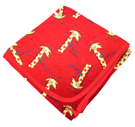 SheetWorld Flannel Receiving Blanket 22