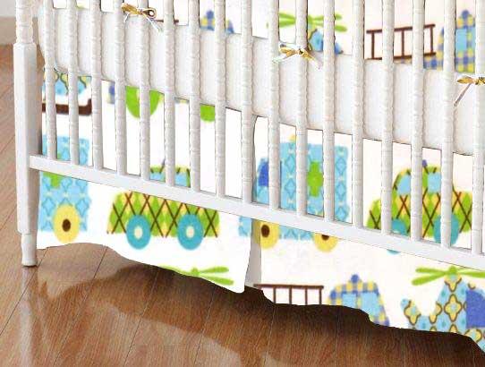 28 buy buy baby crib skirt mini crib skirt green links mini