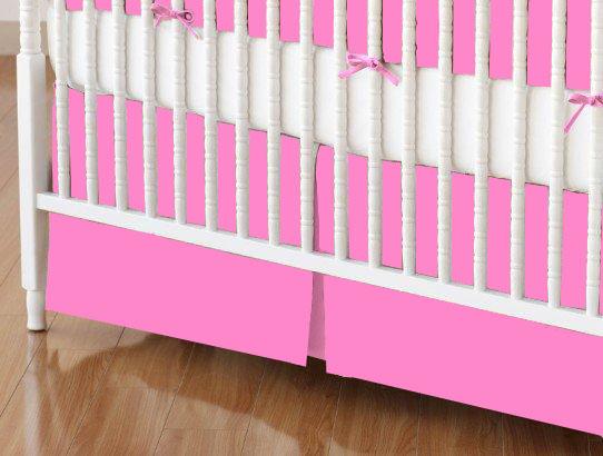 Flannel Fs3a Hot Pink Portable Mini Crib Sheets