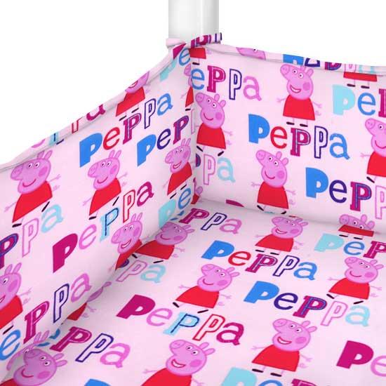 Peppa Pig Crib Sheet Peppa Pig Pink Portable Mini Crib