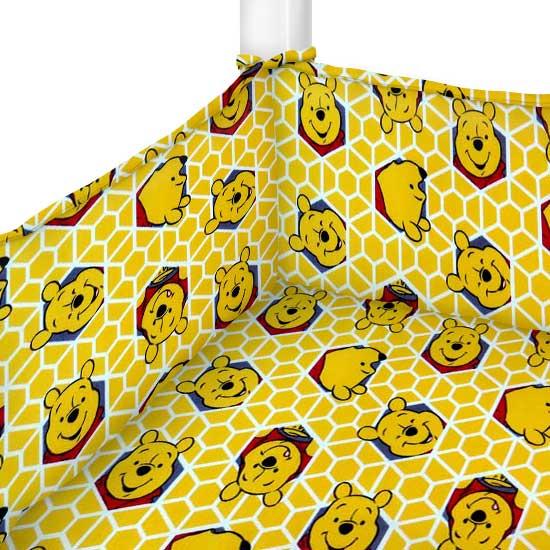 Winnie The Pooh Honeycomb Portable Mini Crib Sheets