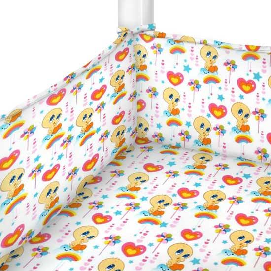 Tweety Love Portable Mini Crib Sheets Sheetworld