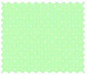 Fabric Shop – Pastel Green Pindots Woven Fabric – Yard