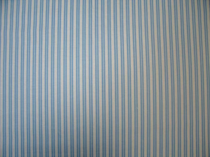 Basket - Blue Dual Stripe - Fitted