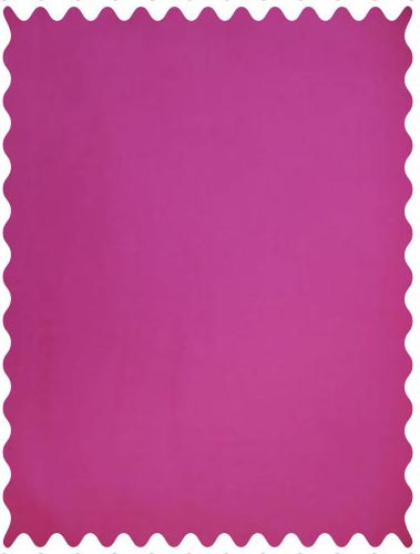 Fabric Shop – Solid Hot Pink Woven Fabric – Yard