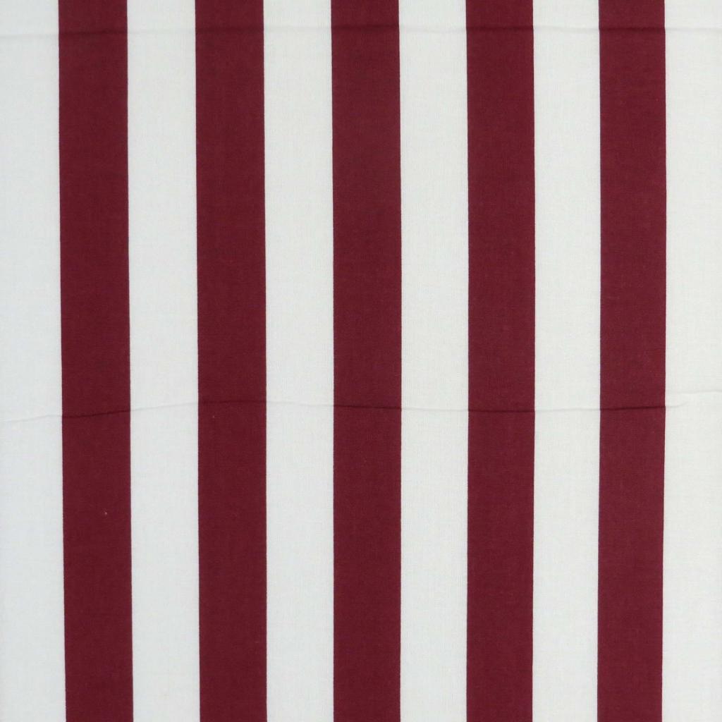 Burgundy Stripe Bassinet Sheets Sheetworld