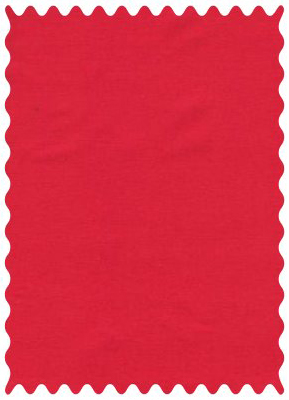 Fabric Shop – Solid Red Woven Fabric – Yard