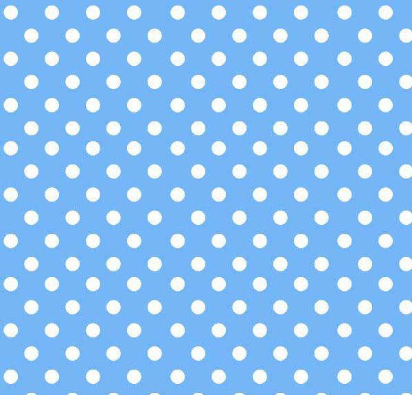 baby bedding - Portable / Mini Crib - Primary Polka Dots Blue Woven - Matching Dust Ruffle - Portable / Mini Crib Sheets