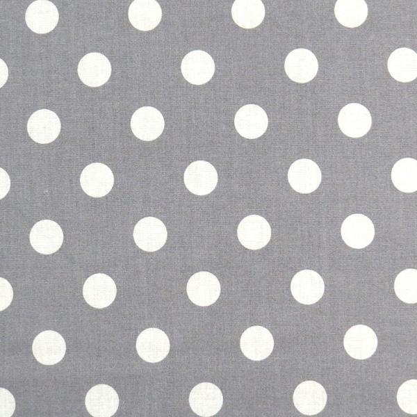 Polka Dots Grey Crib Toddler Sheets Sheetworld