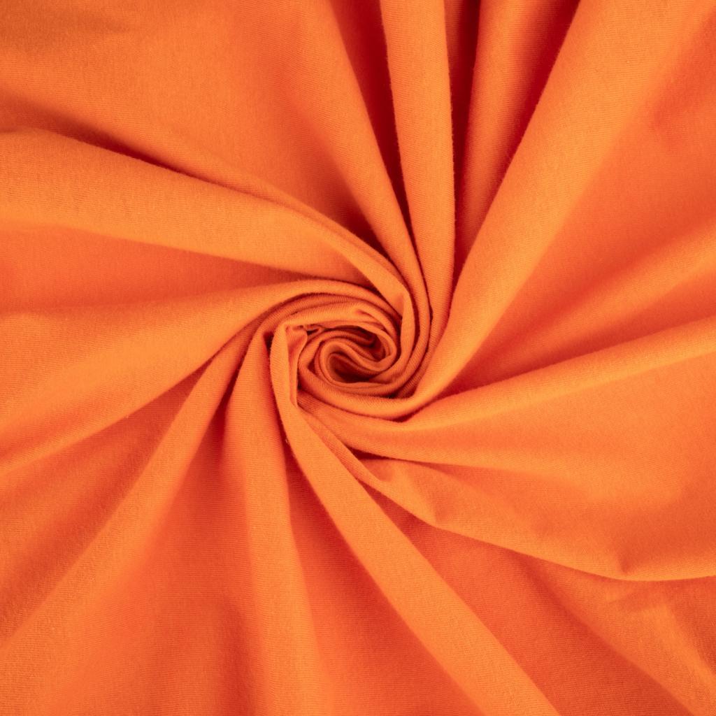 Orange | Jersey | Crib | Flat