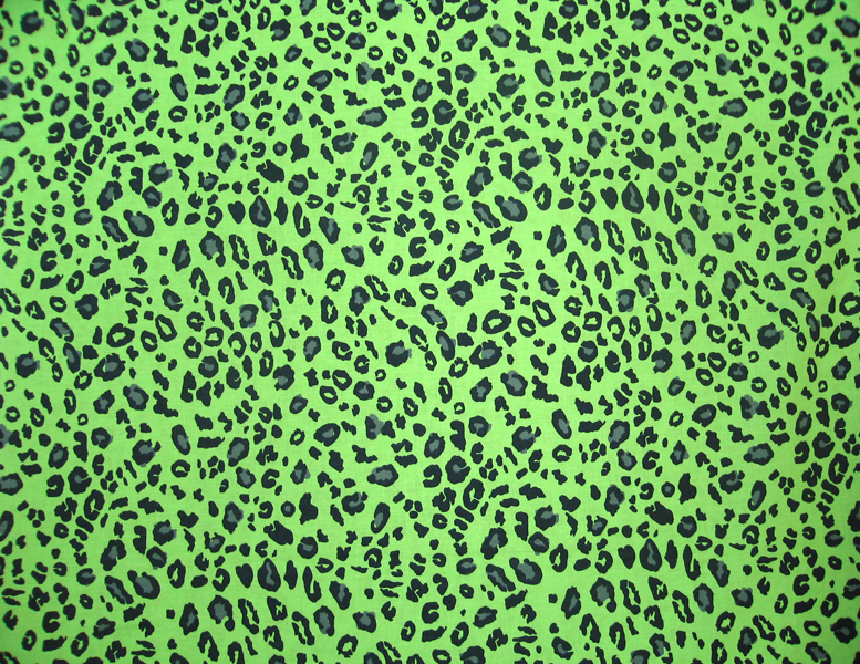 Pack N Play (Graco) – Lime Leopard – Fitted