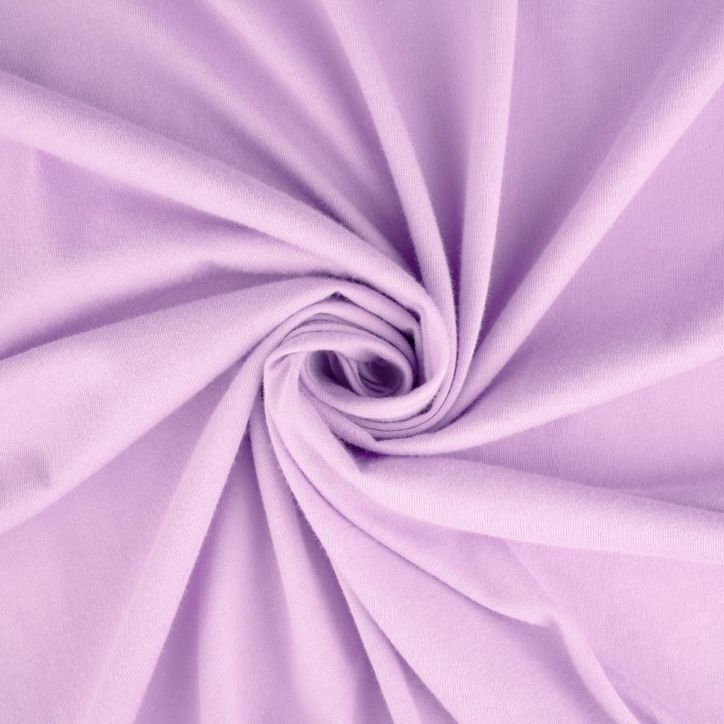Lavender | Toddler | Jersey | Solid | Crib