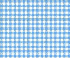 baby bedding - Pack N Play (Graco) - Primary Blue Gingham Woven - Fitted - Pack N Play Sheets
