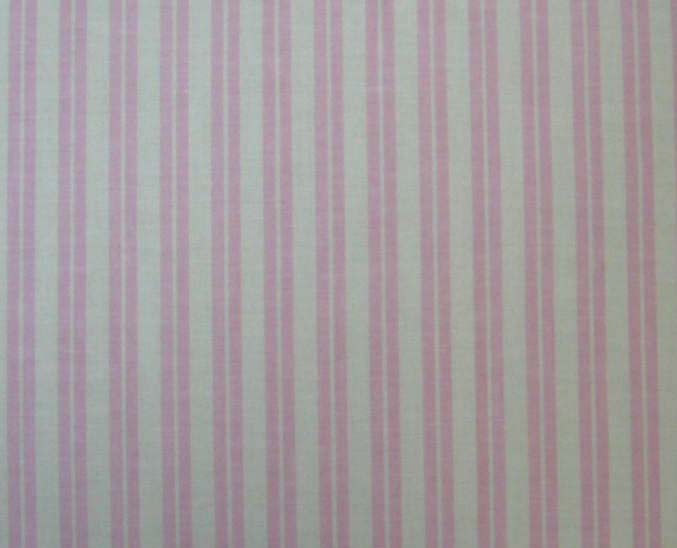 Travel Crib Light (Fits BabyBjorn) – Pink Dual Stripe – Fitted