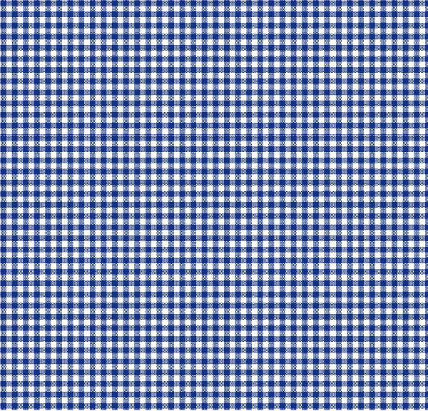 Primary Navy Gingham Woven Crib Toddler Sheets