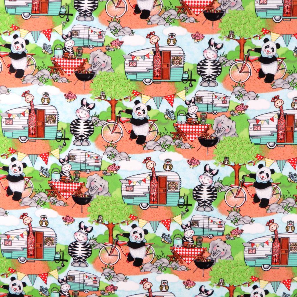 Animal Picnic Pack N Play Graco Sheets Sheetworld