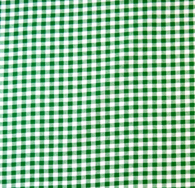 Green Gingham Check Crib Toddler Sheets Sheetworld