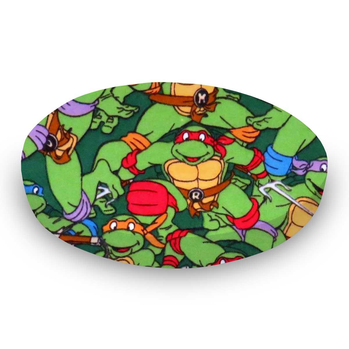Ninja Turtles Flannel