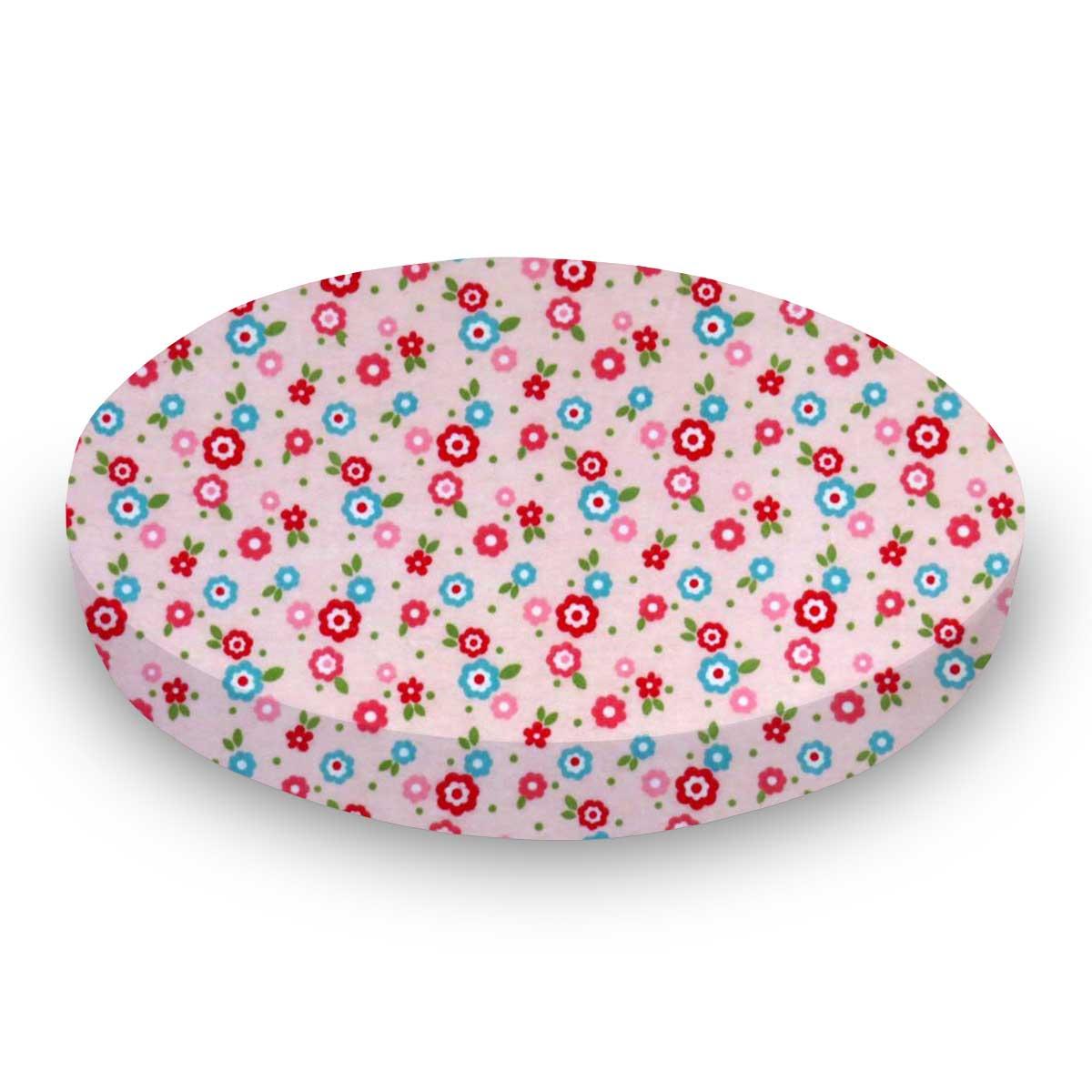 Oval Crib Sheets Stokke Oval Crib Sheets 100 Cotton