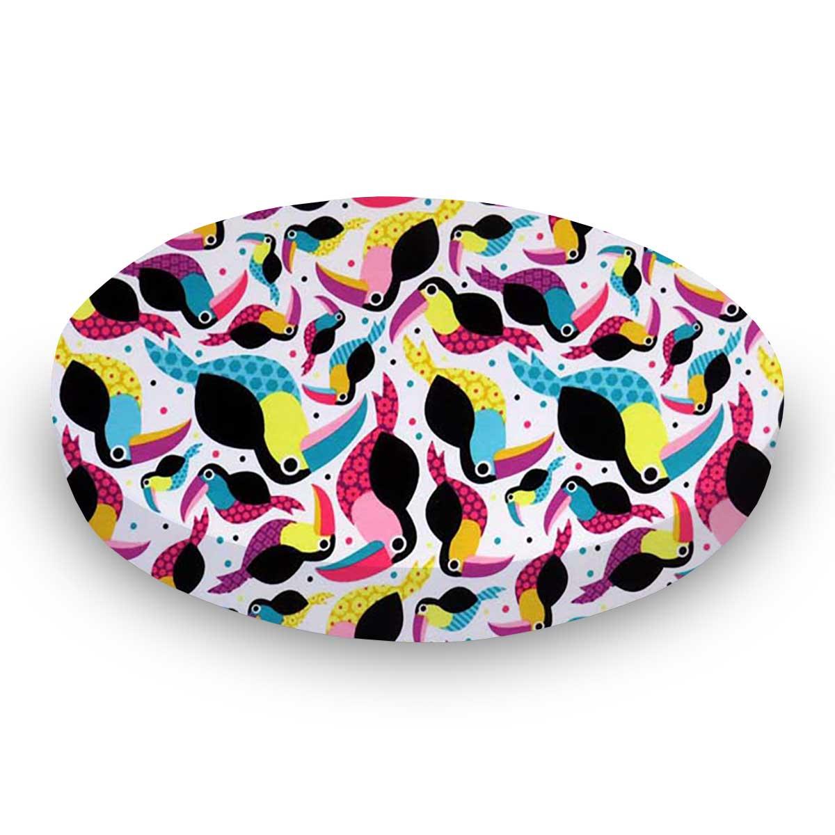 Toucans Jersey Knit