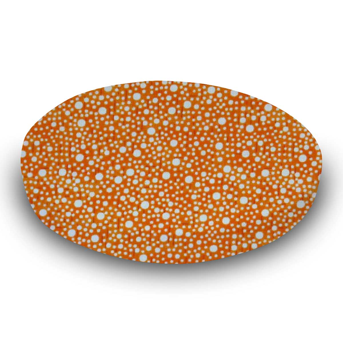 Confetti Dots Orange