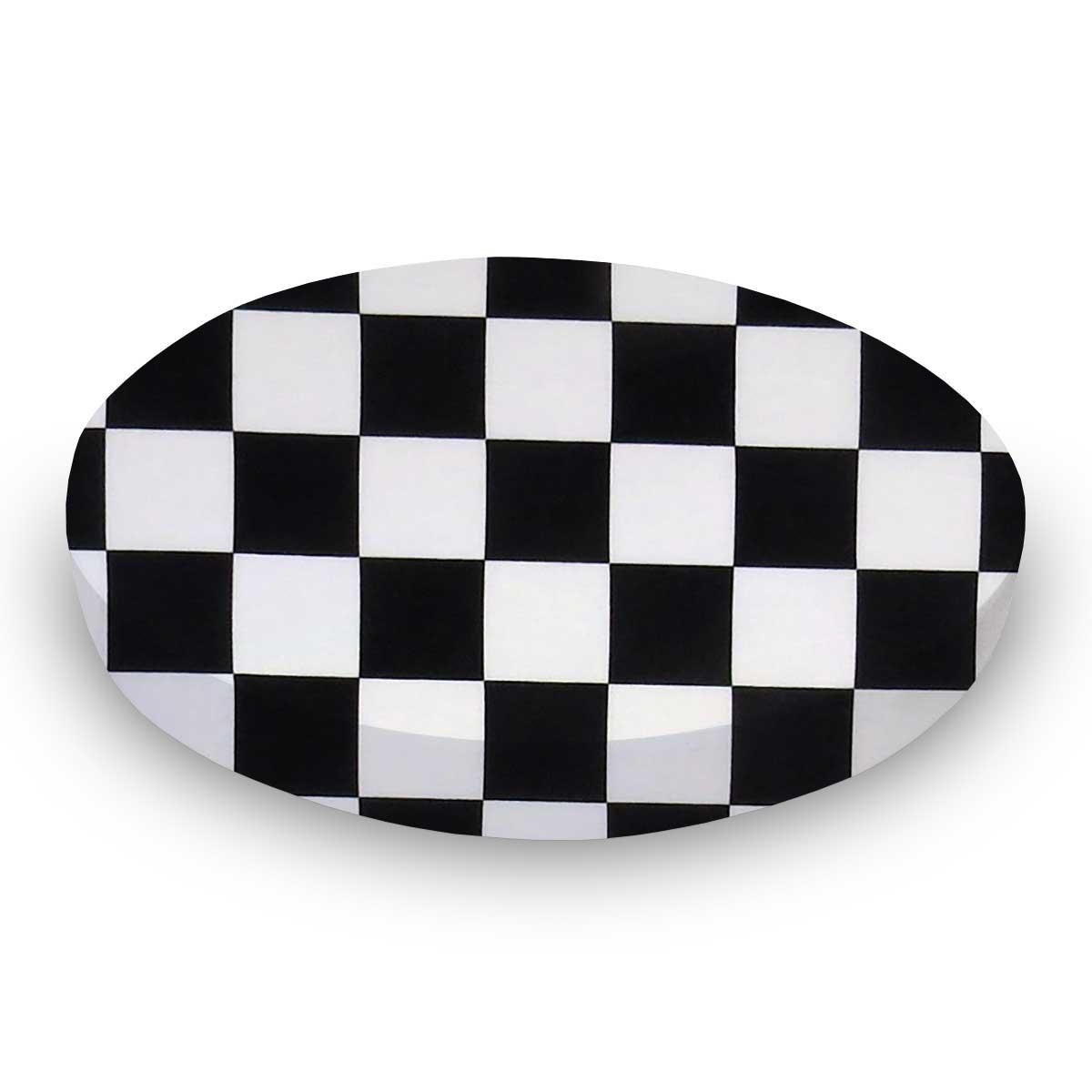 Black White Checkerboard