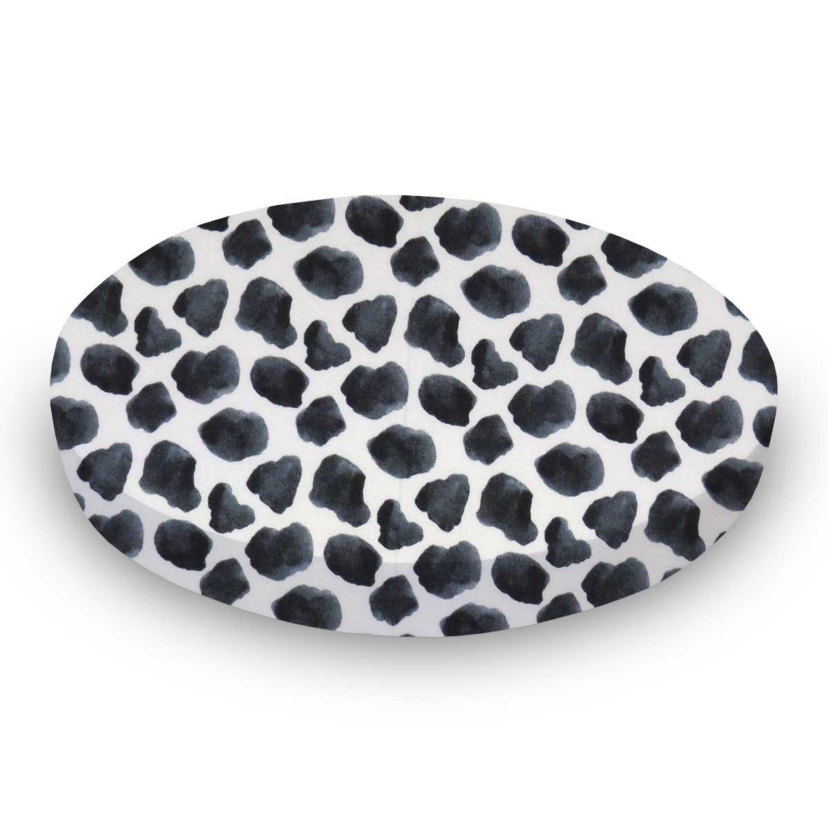 Black Cow Spots