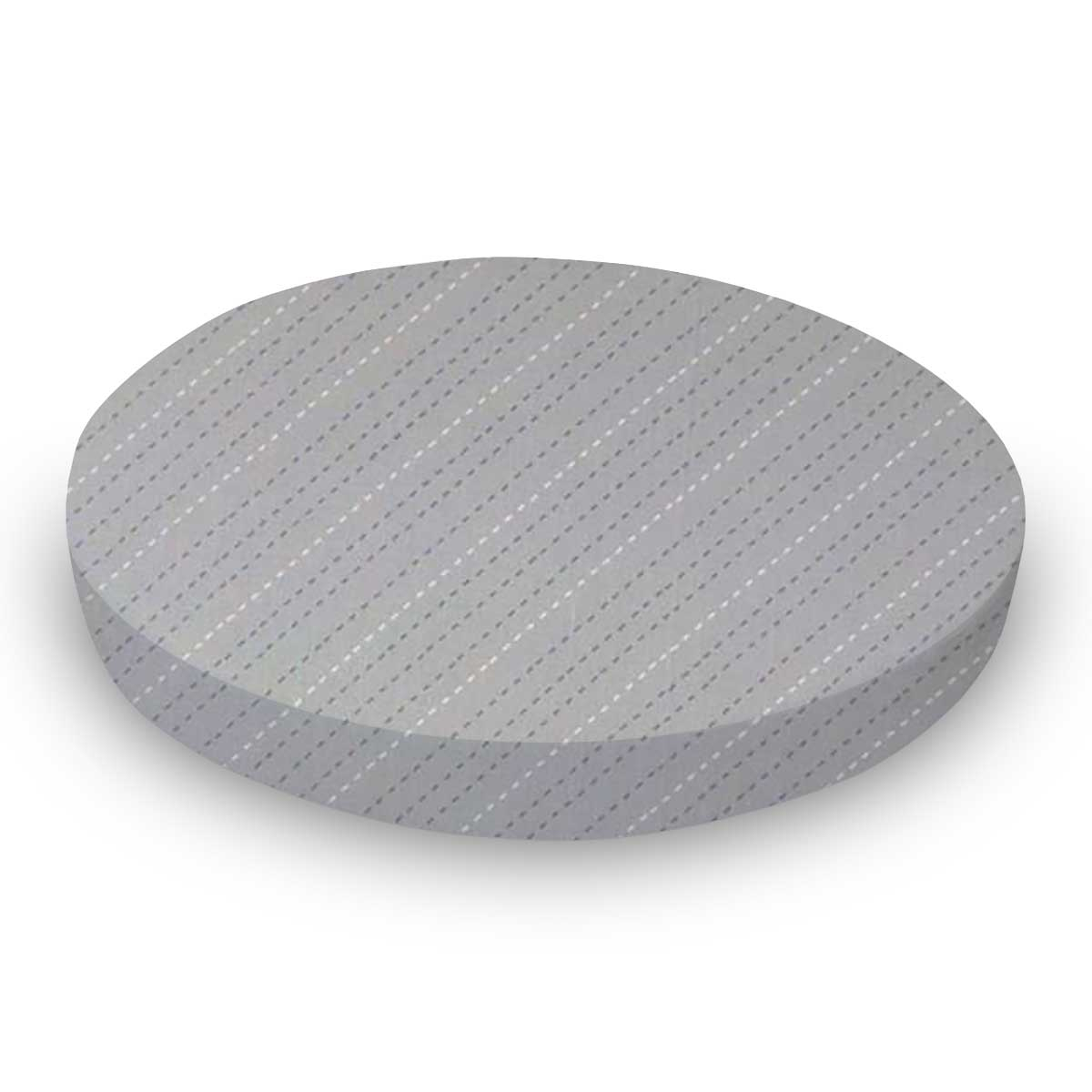 Diagonal Stripe Gray