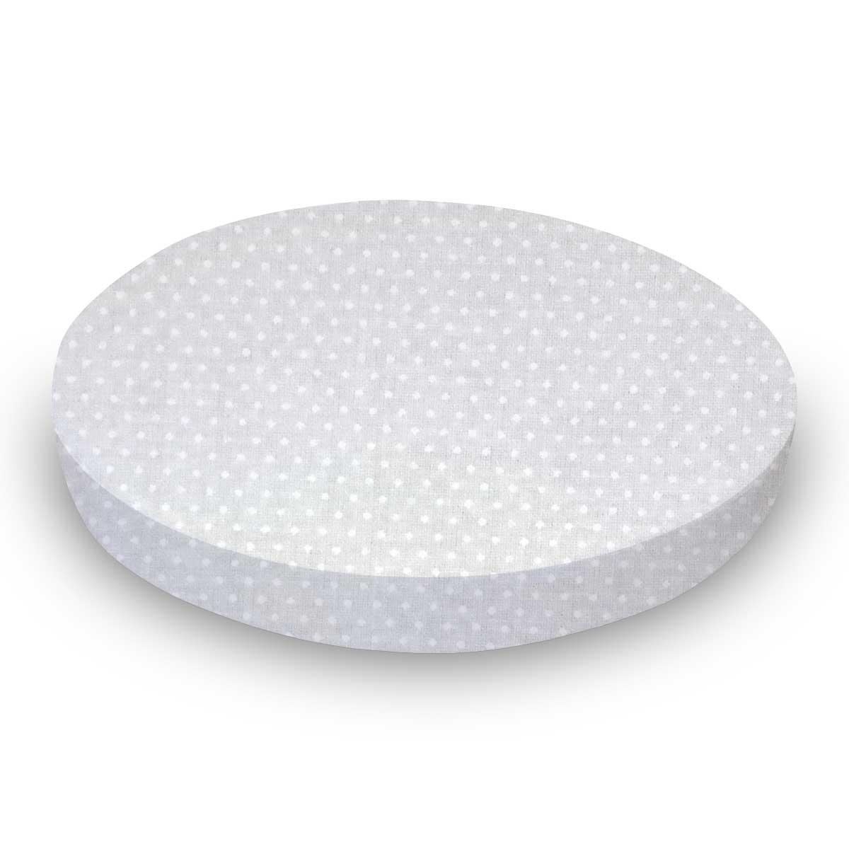 White On White Pindots