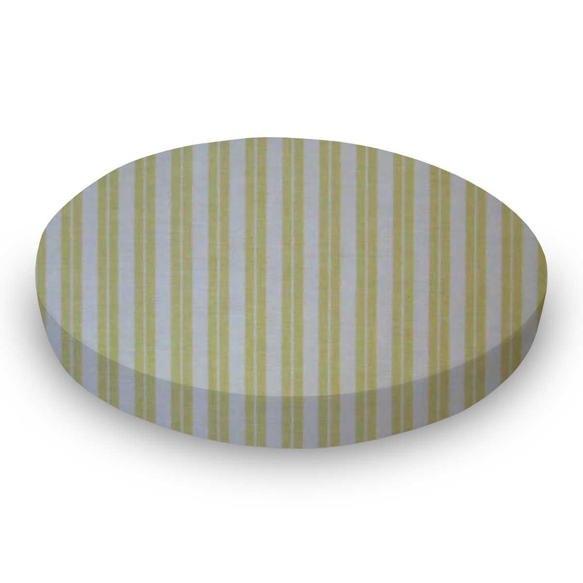Yellow Dual Stripe