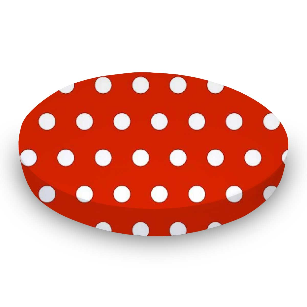 Polka Dots Red