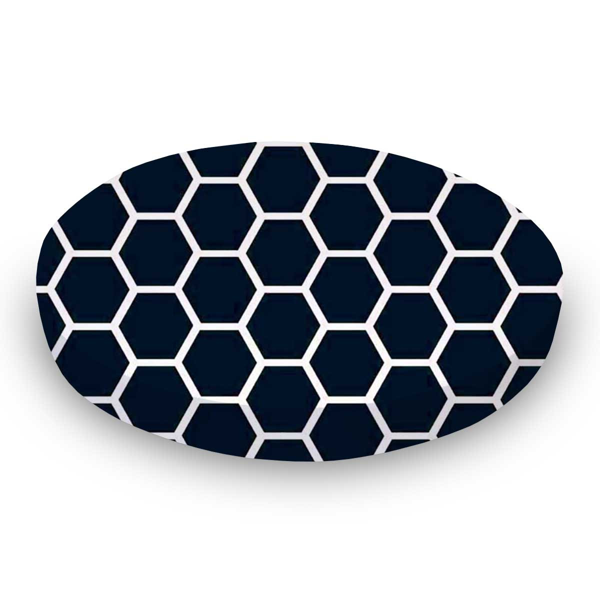 Navy Honeycomb