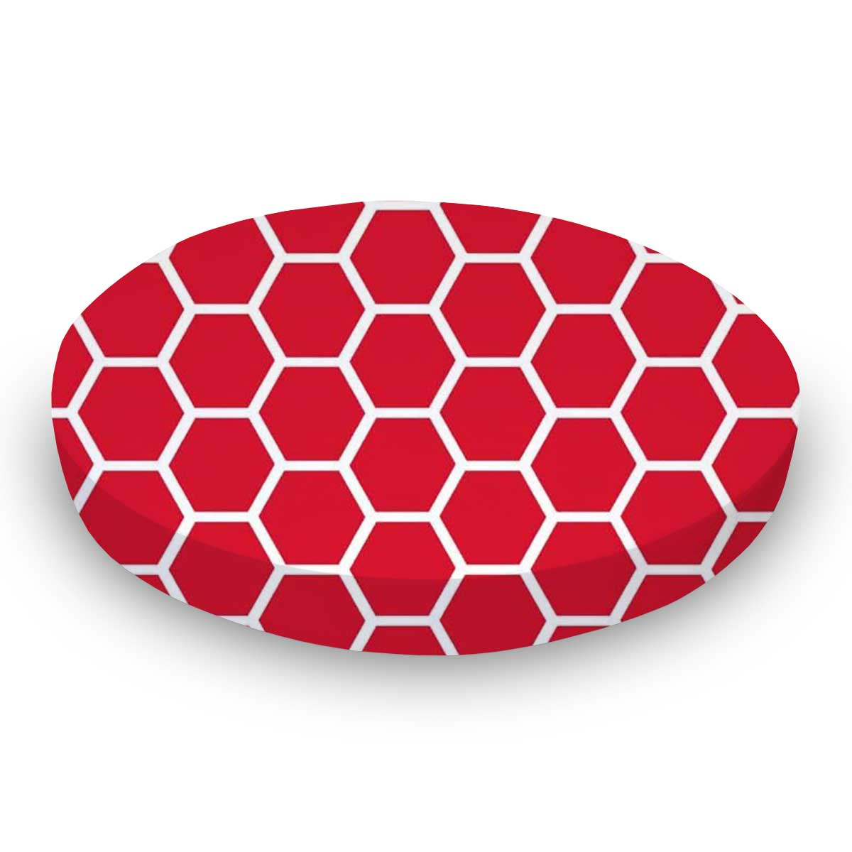 Red Honeycomb