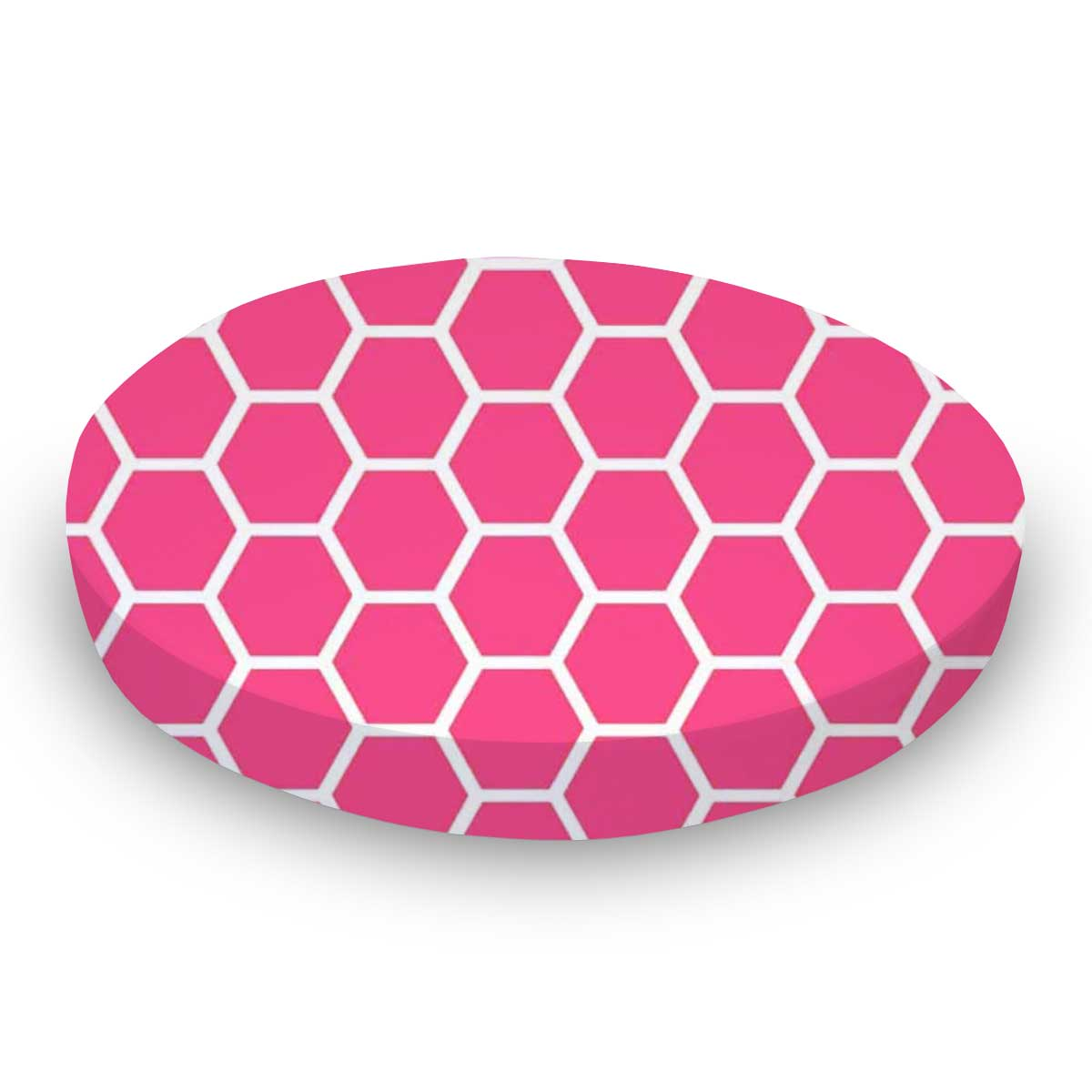 Hot Pink Honeycomb