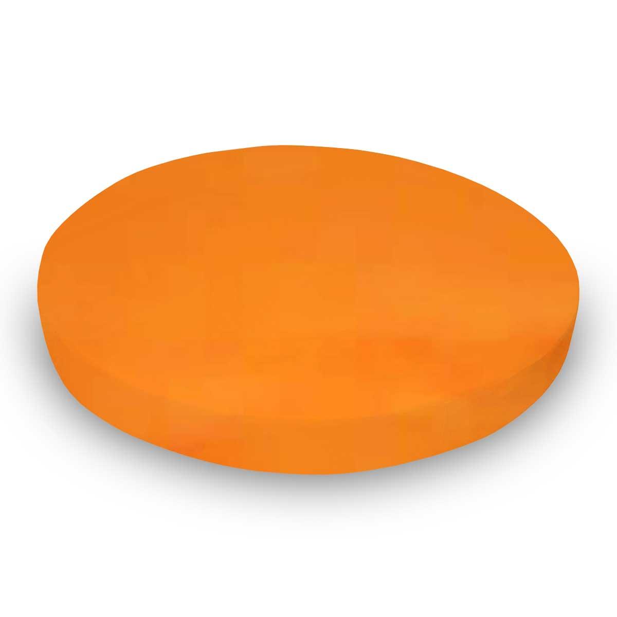 Solid Orange Woven