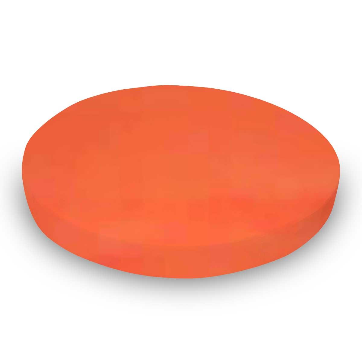 Deep Orange Woven