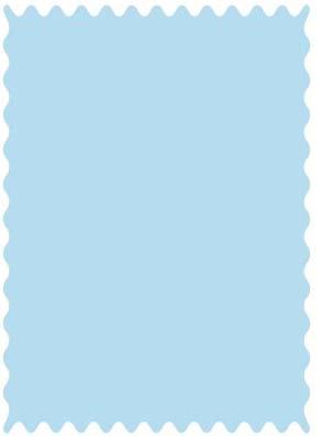 Flannel | Fabric | Yard | Aqua | Blue