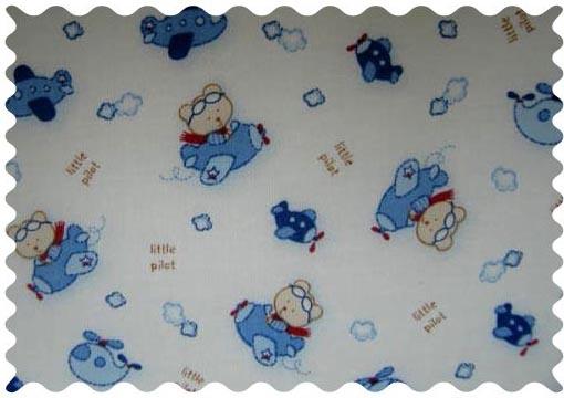 Fabric Shop - Little Pilot Fabric - Yard