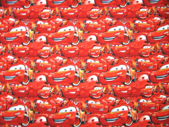 Cradle - Lightning McQueen - Fitted