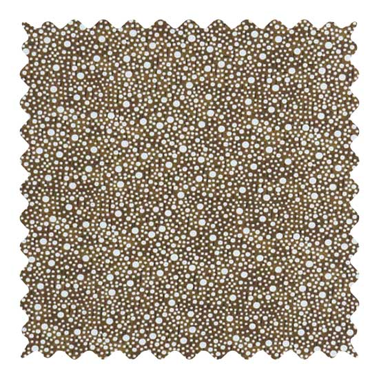 Confetti Dots Brown Fabric Fabric Shop Sheets Sheetworld