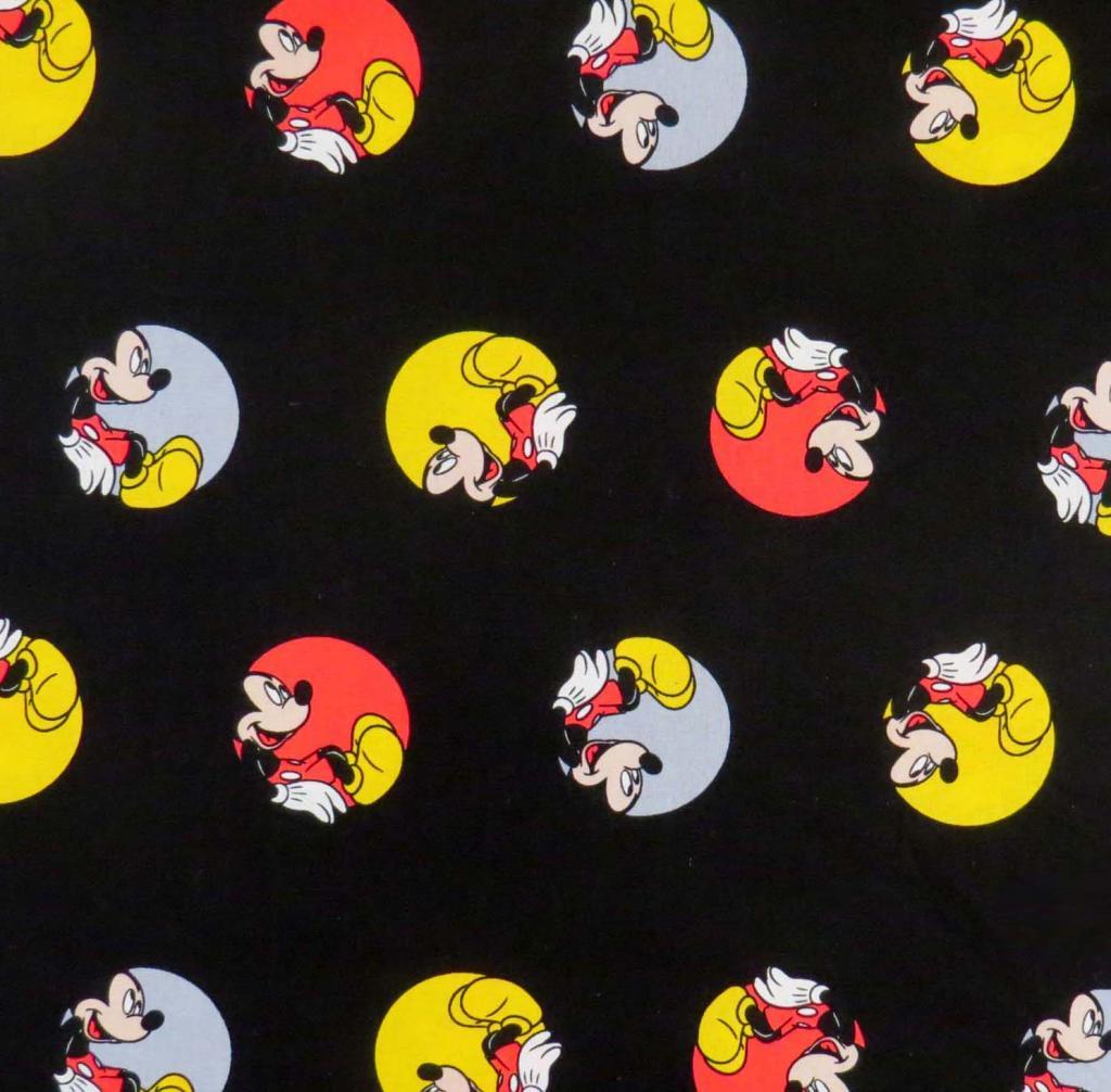 Mickey Mouse Circles Cradle Sheets Sheetworld