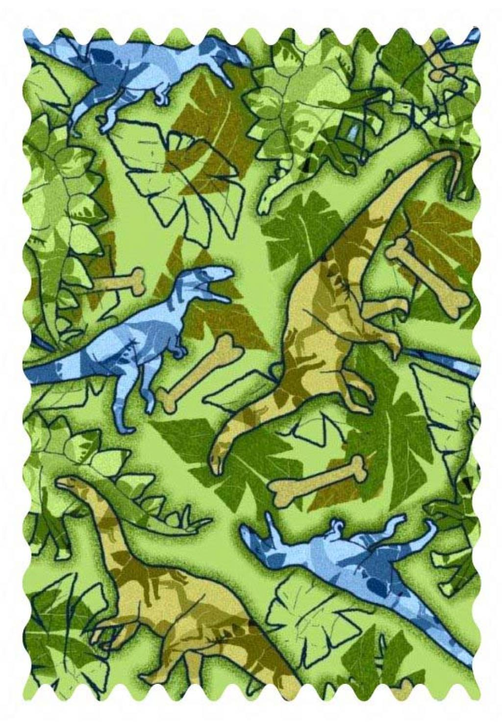 Dinosaurs fabric fabric shop sheets sheetworld for Dinosaur fabric