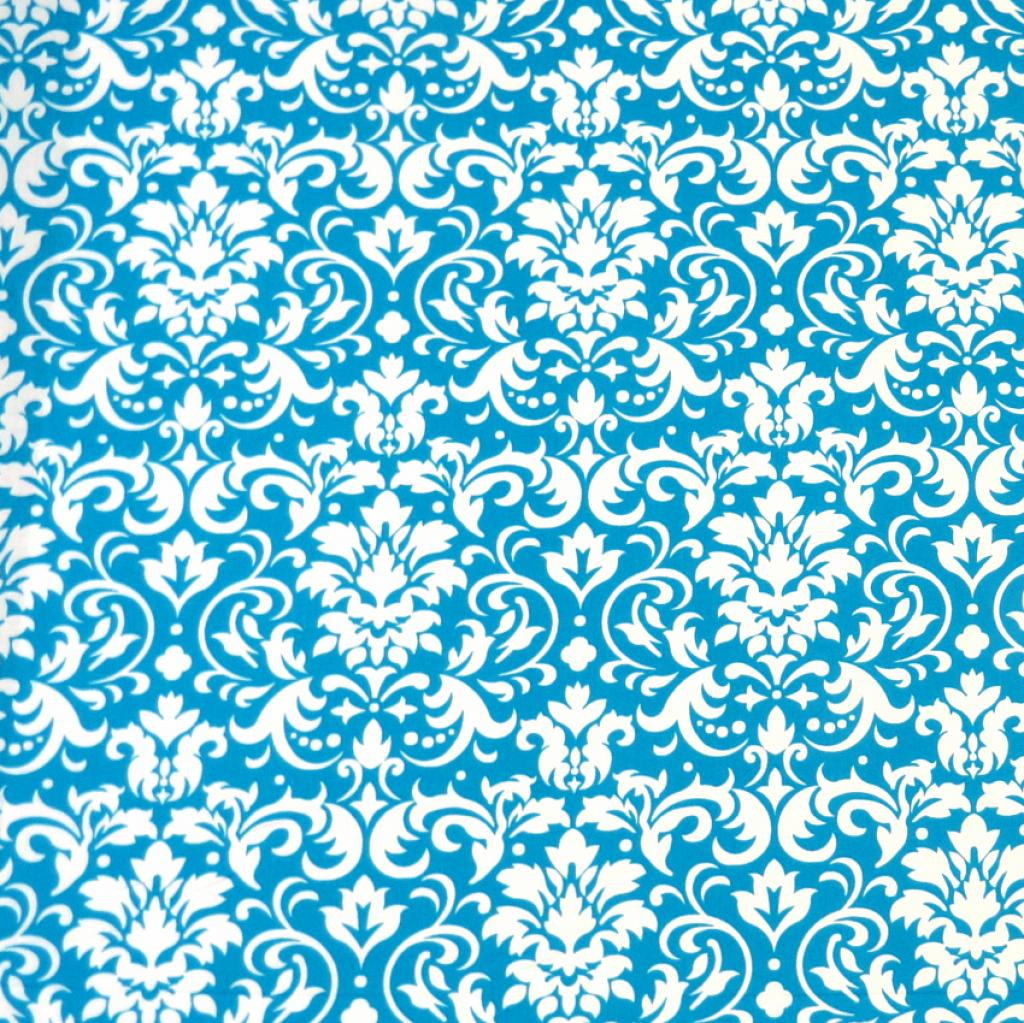 Turquoise Damask Pack N Play Graco Sheets Sheetworld