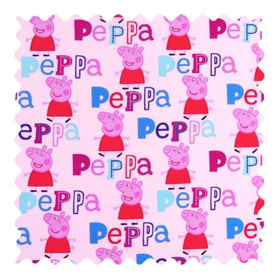 Peppa Pig Pink Fabric Fabric Shop Sheets Sheetworld