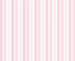Crib / Toddler – Pastel Pink Pinstripe Woven – Matching Comforter