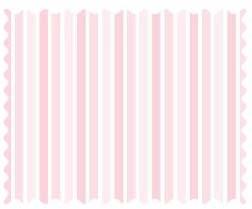 Fabric Shop - Pastel Pink Pinstripe Woven Fabric - Yard