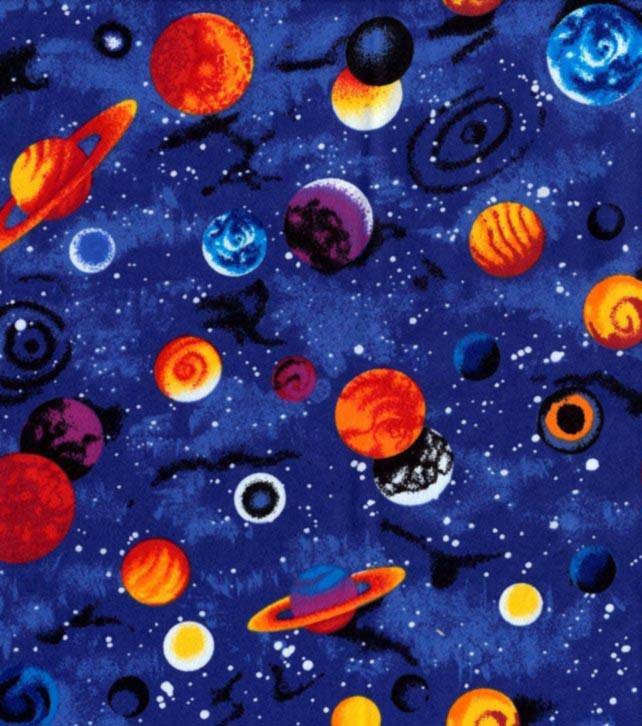 Pack N Play (Large) - Planets - Fitted