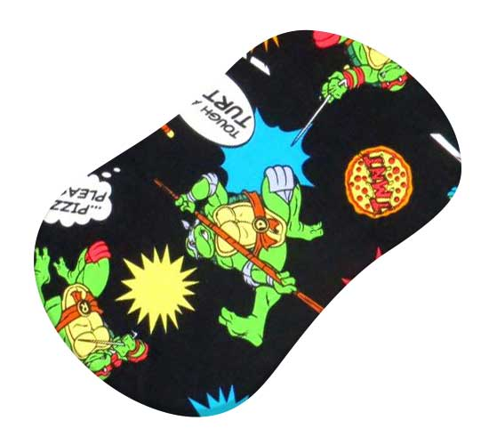 Ninja Turtles Black