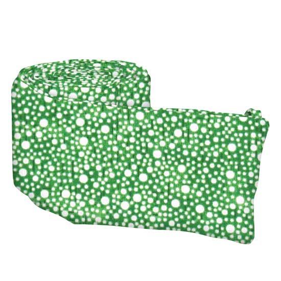 Confetti Dots Green