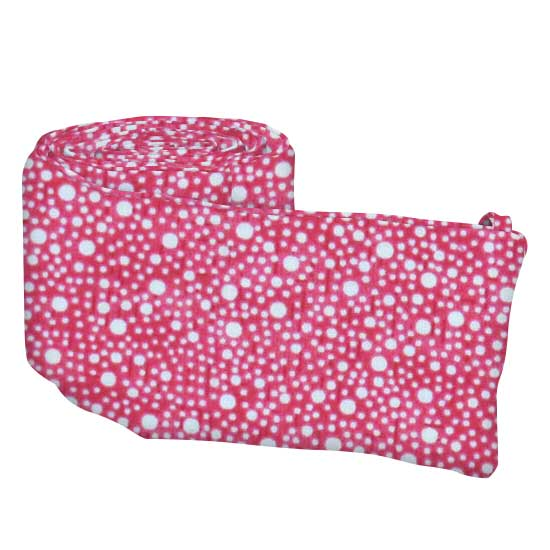 Confetti Dots Hot Pink